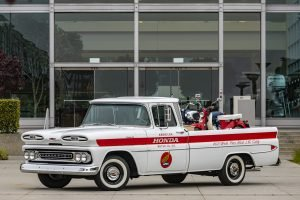 Honda Celebrates 60 Years In America…By Restoring A Chevy Pickup?