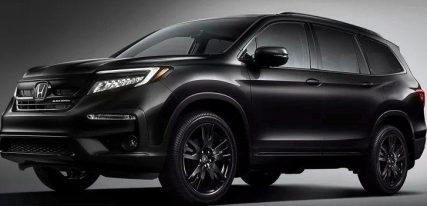 2020 Honda Pilot Blackout Edition Price Reviews Video