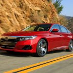 2021 Honda Accord vs. 2021 Toyota Camry Comparison