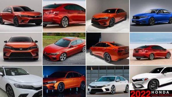 2022 Honda Civic Reviews News and Honda Civic Updates
